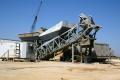 construction, sitework, concrete, slab, cement, cement plant, concrete plant