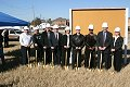 construction, jobsite, ground breaking, groundbreaking, ceremony