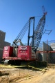 construction, tilt-up construction, tiltwall,panel, braces, steel, metal, joists, beams, crane