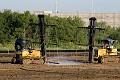 construction, sitework, preparation, water injection machine